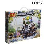 Конструктор Майнкрафт (Minecraft) 778 дет.