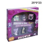Набор пищащих куколок Monster High