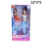 Кукла русалка Mermaind