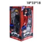 Кукла Леди Баг (Миракулус) 4х сторонняя