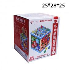 Игровой развивающий конструктор из кубиков