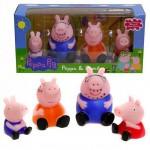 Свинка Пеппа семья