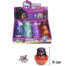 Кукла Monstar Night пищащий в яйце