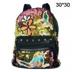 Рюкзак с паётками