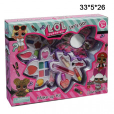 Косметика куколок LOL Make up Kit