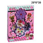 Косметика куколок LOL Make up Kit 2