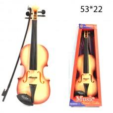 Скрипка музыкальная