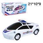 Машина полицейская Police car, светящаяся, музыкальная