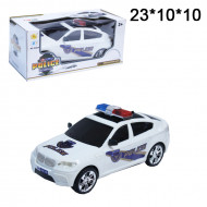Машина Police музыкальная, светящаяся
