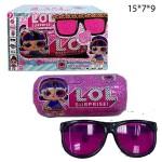 Кукла сюрприз LOL в Капсуле 1шт. + очки детские