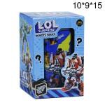 Кукла сюрприз LOL трансформер 5в1