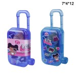 Кукла LOL c аксессуарами в чемодане