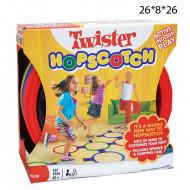 Настольная игра Твистер с кольцами