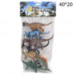 Набор Динозавров в упаковке