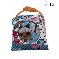 Кукла сюрприз (Makeover series) в шаре с ручкой