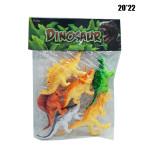Динозавры (The Dinosaur World) в упаковке