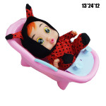Пупсик (Lovely Baby) в ванной