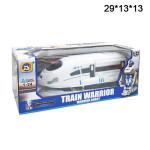 Трансформер сапсан (Train Warrior)