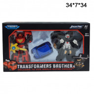 Трансформеры  Тобот (Transformers Brothel) Athlon 4