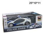 Полицейская(Police Cars) машинка на радиоуправлении