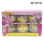 Набор кукол сюрприз (Confetti Pop ) 6шт.