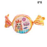 Кукла сюрприз конфетка бантик