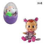 Кукла Baby в яйцах