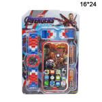 Телефон (Avengers) часы