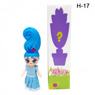 Кукла (Blume) в коробке угадай кто там