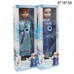Кукла (Frozen Anna & Elsa ) средние