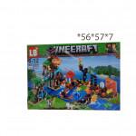 Конструктор (Minecraft  ) Большой порт