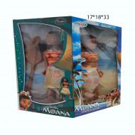 Моана 4-х (4 куклы,мега набор)