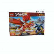 Конструктор (Ninja ) Драконы 660 дет .