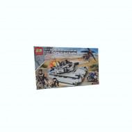 Конструктор (war Defense) Военный Танк  864 дет .( 60*8*36)
