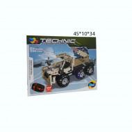 Конструктор (Technie) машинка ракетница дет .539