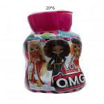 Кукла сюрприз ( OMG) в бутылке