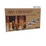 Шахматы 3в1 ( Chess Set )