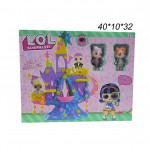 Замок (Lovel Y Modelling) куклы сюрприз