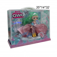 Кукла сюрприз ( OWG Crystal Star) волшебница