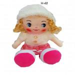 Куклы мягкие большие в ассортименте