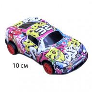 Машинка цветная в ассортименте