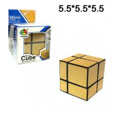Кубик Рубик (зеркальный) 2*2