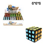 Кубик Рубика (с точками)