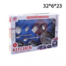 Набор посуды (металлическая)