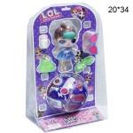 Набор Куколок сюрприз LOL (Большая кукла,, большой шар)
