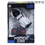 Машина Police Car на радиоуправлении