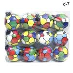 Мяч поролоновый Футбол 12 шт. по 30 руб.