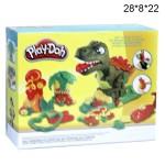 Набор из пластилина Динозавр