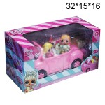 Машина и Три куколки  LOL
