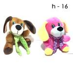Мягкая игрушка со шарфом в ассортименте